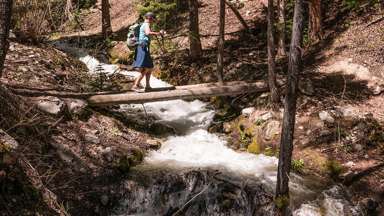 Colorado Trail North & South