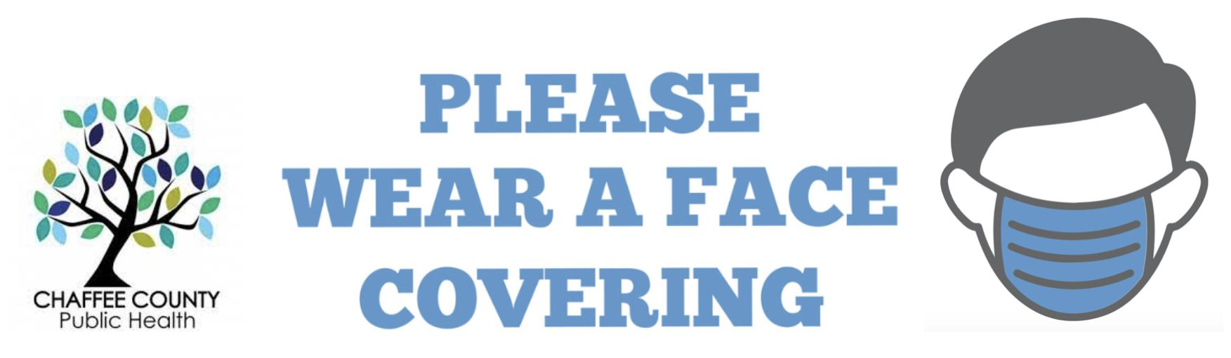 Face Coverings are Required in Public Spaces