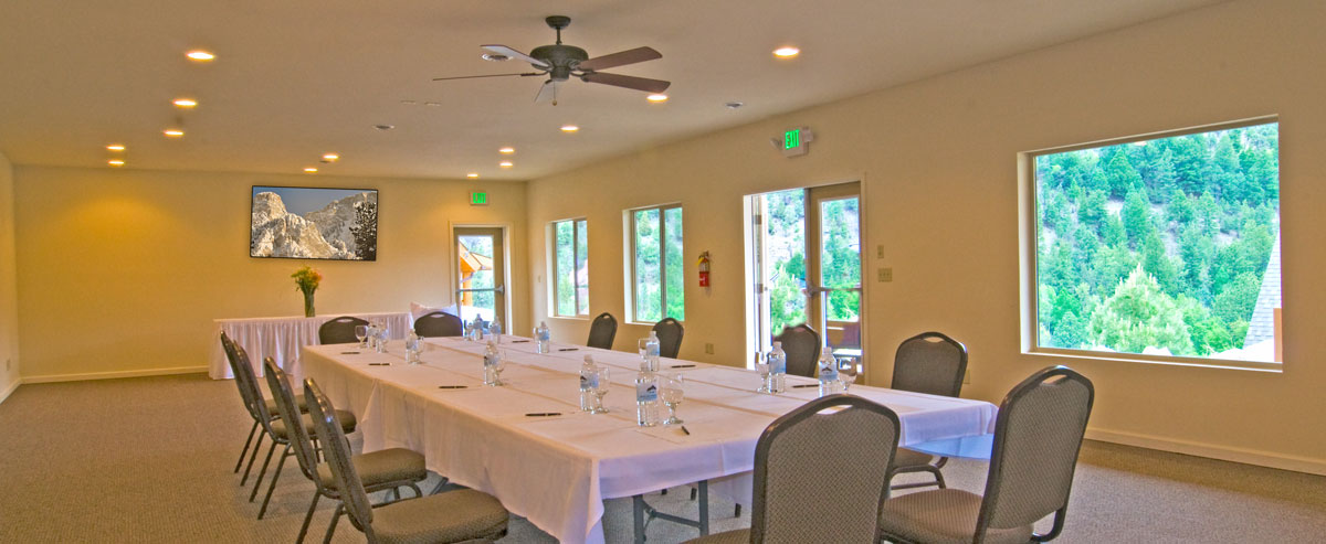 Conference Cabin Event Space