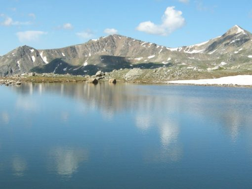 Divide Lake