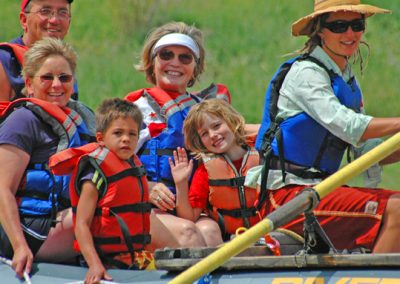 family-float-trip-colorado