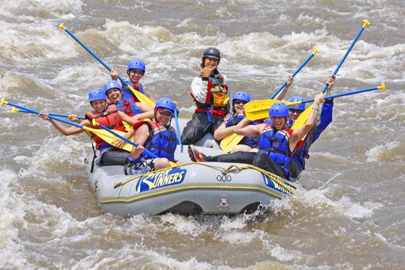 Rafting Group 78
