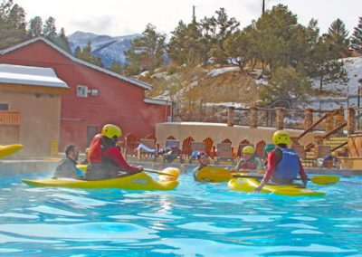 KAYAK CLASSES.