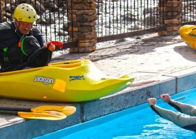 kayak-instruction