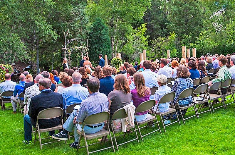 The meadow outdoor wedding venue at mt princeton for Outdoor colorado wedding venues