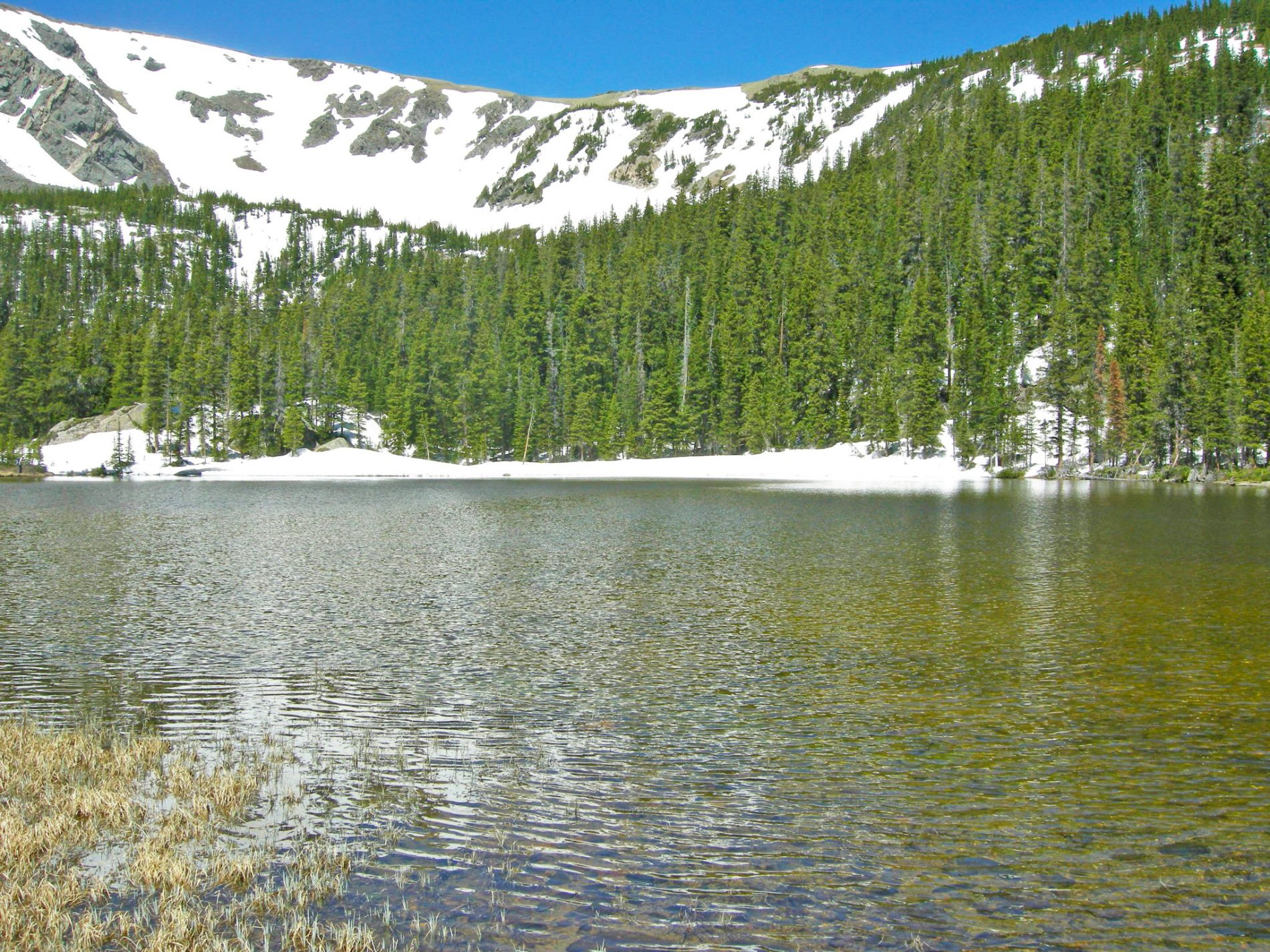 Pass Creek Lake