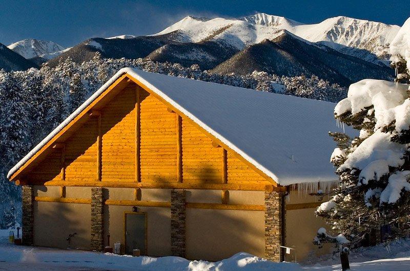 Colorado Yoga Retreat Venues At Mt Princeton Hot Springs