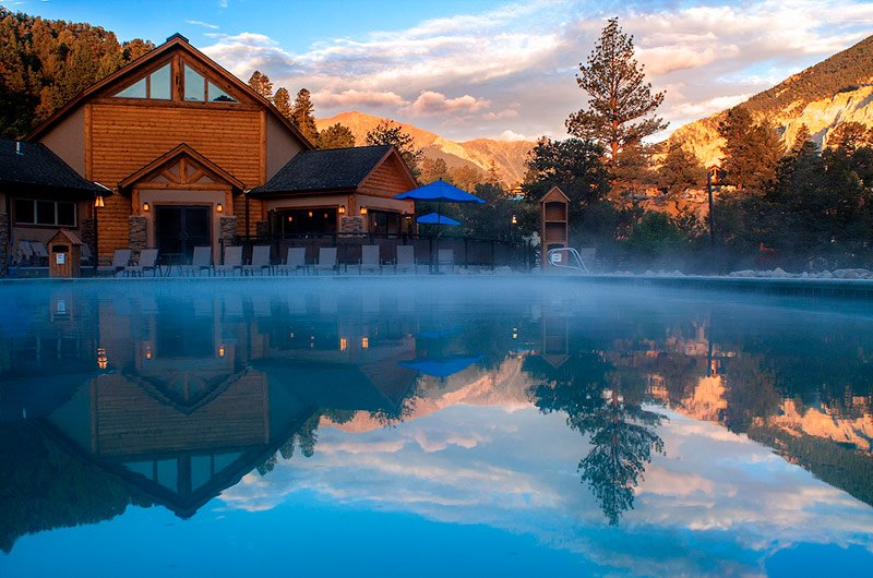 Mt Princeton Hot Springs Resort And Spa