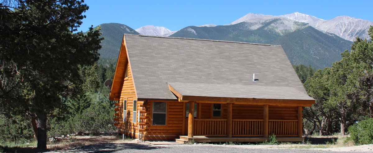 Rustic Cabin Rentals In Colorado