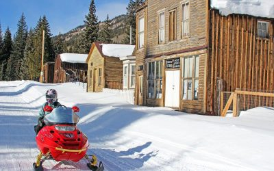 snowmobiling-colorado-ghost-town