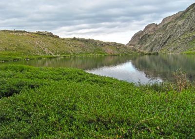 Upper & Lower Stout Lakes