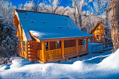 Winter Cabin Rentals