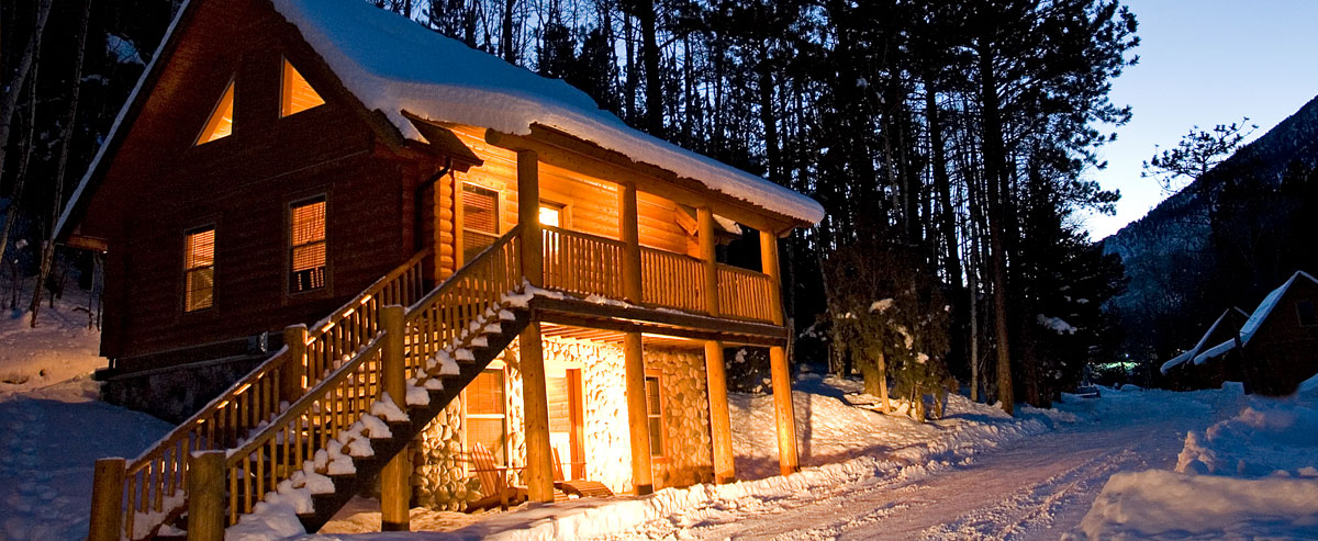 Cabin Rentals In Colorado
