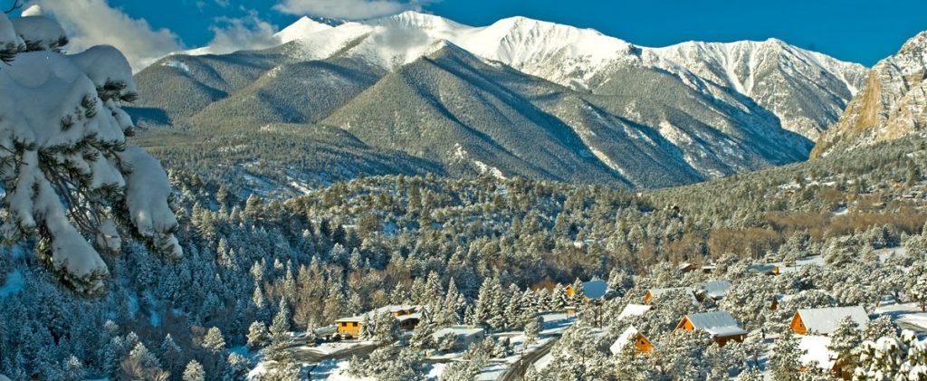Winter Nathrop, Colorado
